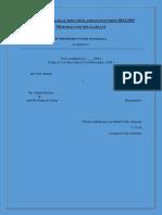 CLEA 2015 (ASIA-INDIA) Appellants