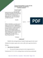 Planned Parenthood MO Lawsuit 11-30-2016