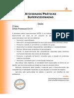 Atps - d. Proc. Civil III