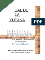 Proceso Metodológico de La Yupana