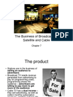 Business of Broadcasting, Satellite and Cable
