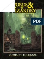 Swords & Wizardry Complete Rulebook