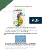 15booksannotatedbibliography