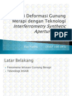 Cth Prenstasi Remote Sensing ITS Undergraduate 17709 Presentation PDF
