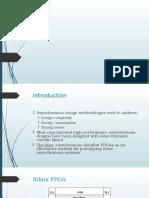 Asynchronous design methodologies