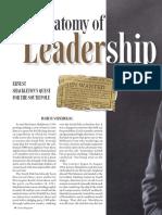 Shackleton's Leadership