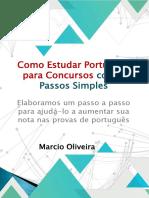 Como Estudar Português para Concursos