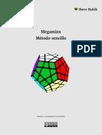 Megaminx Método Sencillo (Español)