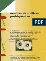 Bebidas alcohólicas prehispánicas