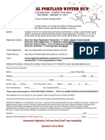 pwr entry form
