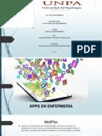 Apps en Enfermeía-Actividad 5