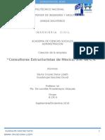 Empresa CONEMEX Administracion