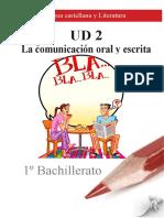 Tema 2. Comunicacion Verbal y No Verbal