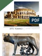 Roma Arquitectura