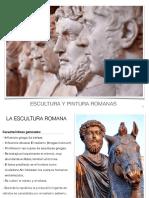La Escultura Romana