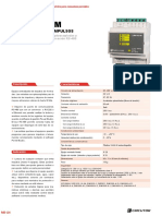 FT M3 LM4I SP Concentrador Pulsos