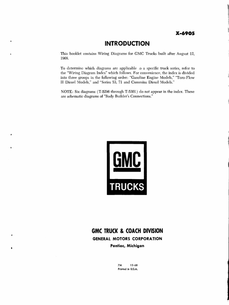 1504402951 x6905 1969 gmc wiring diagrams after august 12 1968 5.0L Coyote at crackthecode.co