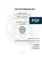 """Real Estate Principles Legal Equitable """"Exclusive Equity"""""""