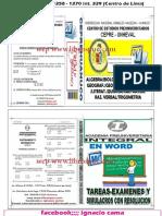 Academias pre Universitarias y Grupos de Estudios