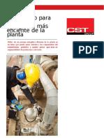 Ultrasonido Para Un Manejo Energetico Mas Eficiente de La Planta