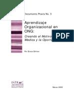 Bruce Britton, Aprendizaje organizacional en ONGs.pdf