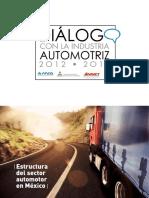 30-11-16 Diálogo con la Industria Automotriz 2012-2018