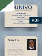 Biografia de Spike Lee