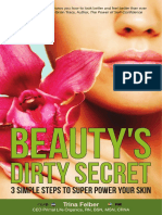 Beauty's Dirty Secret