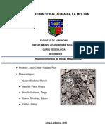 Informe de Geología N5