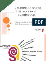 EAZ-El Alumnado Sordo y El Acceso Al Currículum-PDF