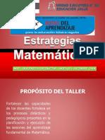 Procesos Pedagógicos y Didácticos _ Matemática