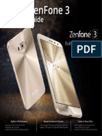 ZenFone 3 Series Product Guide V18