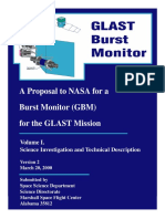 GBM Proposal