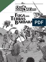 Odday2015 Fuga Terras Brb