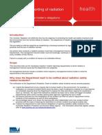 Mandatory Reporting of Radiation Incidents - PDF
