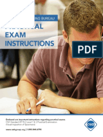 Practical Exam Instructions 178.1 and 178.2