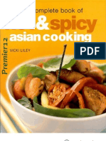 Liley, Vicki - The Complete Book of Hot & Spicy Asian Cooking
