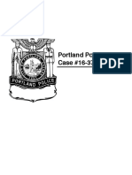 Portland Police Bureau arrest records for November 21 protest - McKelvey, Stevens, and Rhodes