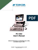 Topcon PCCDU802