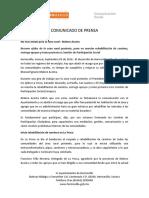 02-09-16 No Más Olvido Para La Zona Rural Maloro Acosta