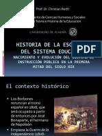 El Sistema de Instrucción Pública en El Siglo XIX (1) (1)