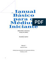 Manual Basico Para o Medium Iniciante (Ricardo Garay)