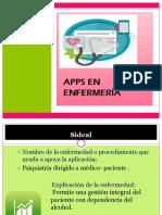 Apps en Enfermería- Actividad 5