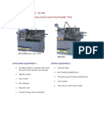 Cammacam Turret Lathe Machine 2