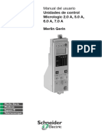 3.- Manual de usuario Micrologic 2.0A, 5.0A, 6.0A, 7.0A