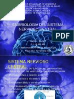 Exposicion Embriologia SNC