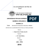 Quimica Organica 1 Universidad Wiener lab 10
