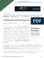 TribeScale, El WhatsApp de Las Empresas