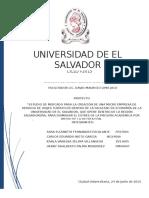 Estudio de Mercado - Técnicas a la Investigación