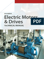 2010 Edition Electric Motors and Drives Technical Manual